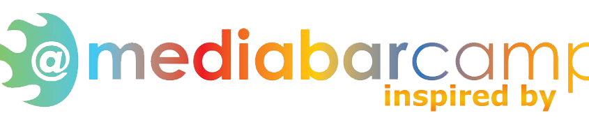 mediabarcamp inspired by logo